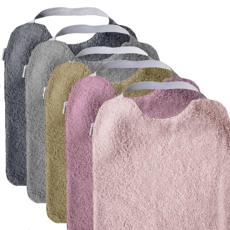 baberos-de-rizo-con-goma-especial-babero-guarderia-mimuselina-gama-rosa-cinco-unidades