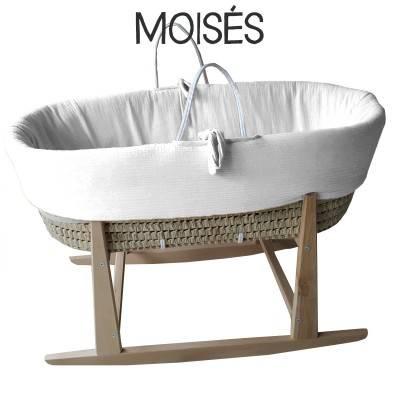 Moisés para bebé...