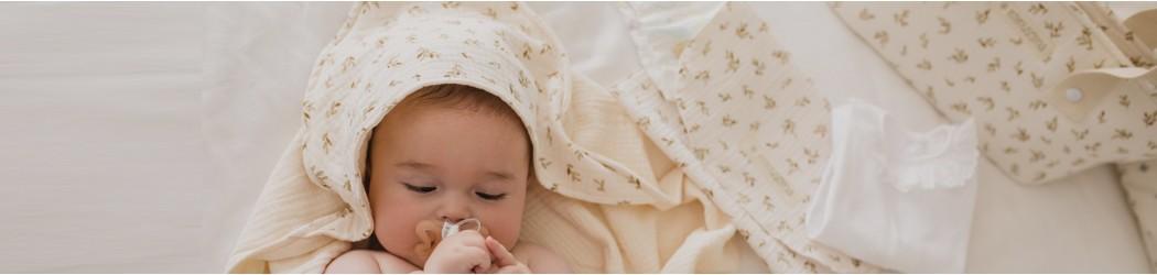 baño bebé capa de baño cambiador sobremesa neceser Mimuselina
