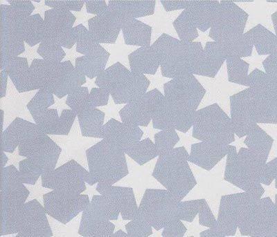 Estrellas blue petrol