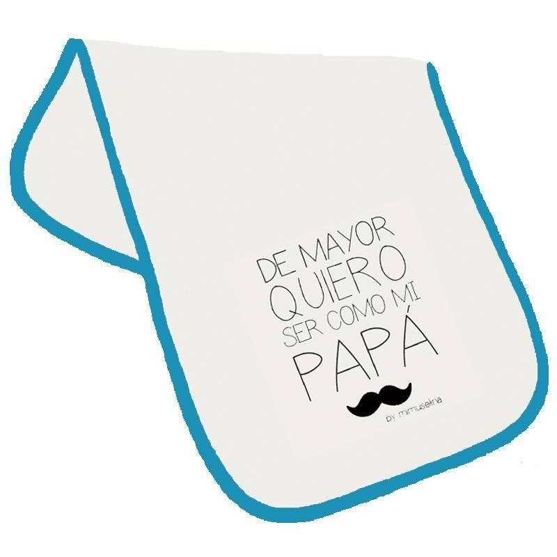 Mayor papá azul