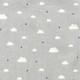 Nubes gris