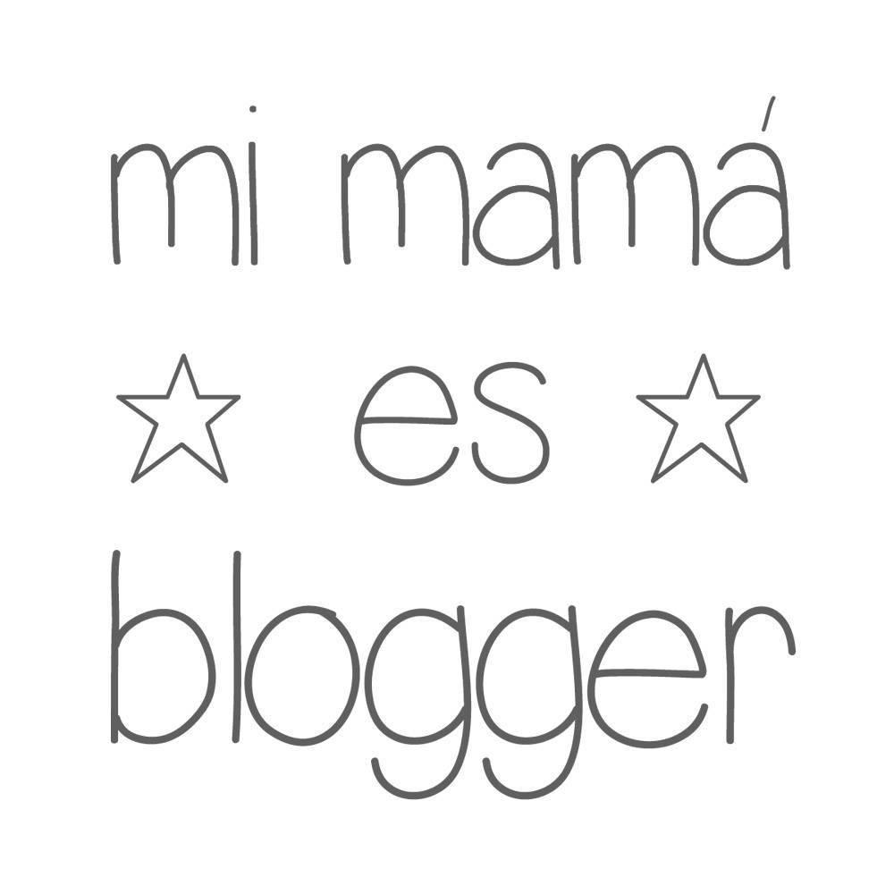 Mi Mamá es Blogger Blanca