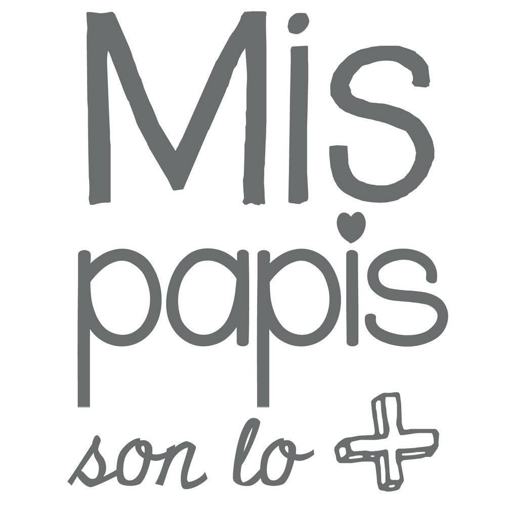 Mis Papis son lo + Blanco