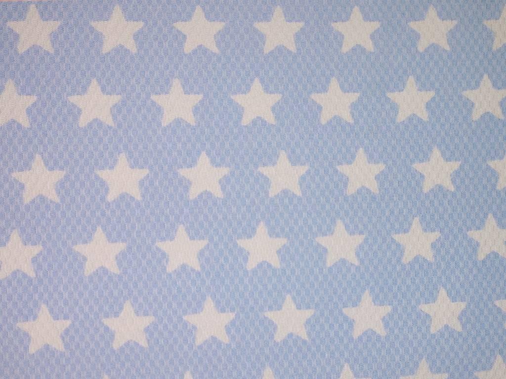 Pique Estrellas Celeste