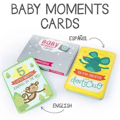 Baby Moment Cards